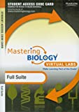 Mastering Biology®  Virtual Labs, Brigham Young University, 032169466X