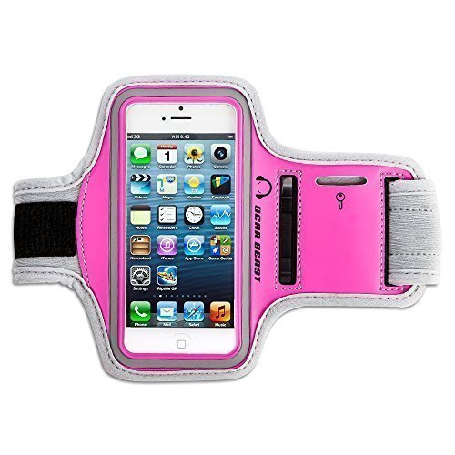[Apple iPhone 5s Armband] Gear Beast Deluxe [Sport Gym ...