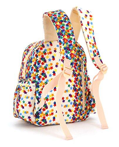 Cambiador Con Carrito Stars De Bolsa Smart Para Bebé Multifunción Correas Colorful El Mochila Lcy Iwqx0OtpP