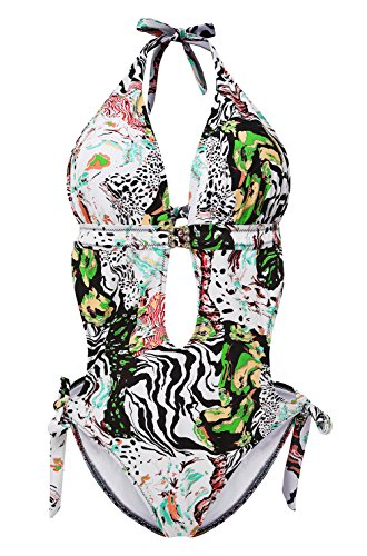 BESI Fashion Inspired Monokini Swimsuit product image