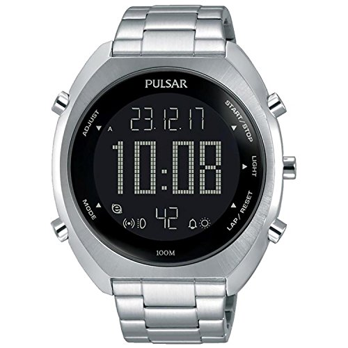 (Pulsar Gents Alarm Chronograph Watch P5A015X1 ... )