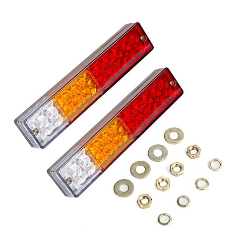 Led Tail Lights For Utes - 2