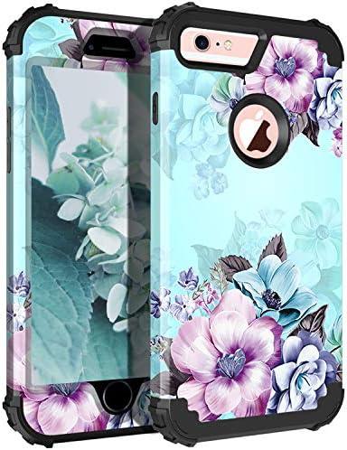 Casetego Compatible iPhone Shockproof Protective