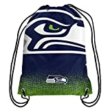 Forever Collectibles NFL Unisex Gradient Drawstring Backpackgradient Drawstring Backpack, Seattle Seahawks, Standard Review