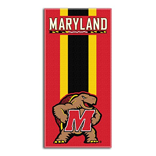 Northwest NCAA Maryland Terrapins  Beach Towel,  30 x 60-inch