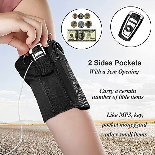 Bivilictek Cell Phone Armband for Phone Running Armband