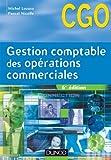 Gestion comptable des opérations commerciales - 6e édition - Manuel