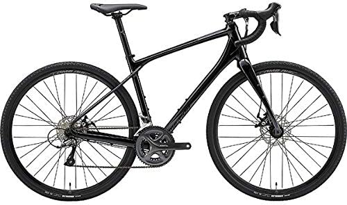 MERIDA(メリダ) ロードバイク サイレックス SILEX 100 METALLIC BK 50サイズ