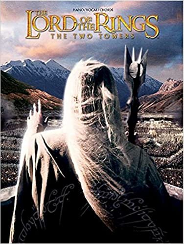 The Lord Of The Rings The Two Towers Pianovocalchords Howard