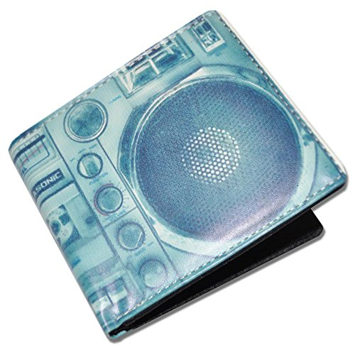 Wallet Ghetto Blaster Boombox Mens/Womens (BB1)
