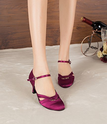 Miyoopark - salón mujer Purple-6cm heel