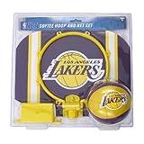 NBA Los Angeles Lakers Slam Dunk Softee Hoop Set