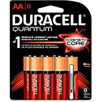 Duracell MN1500B8 AA (8-Pack)