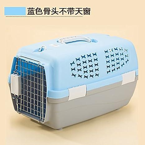 Depósito de aire deluxe mascotas perros y gatos caniche envíos fuera de la caja con el