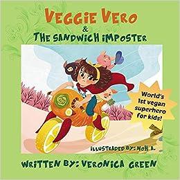 Top Vegan Children Books Veggie Vero