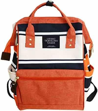 9e8b2badd777 Shopping Oranges - Canvas - Backpacks - Luggage & Travel Gear ...