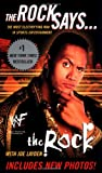 The Rock Say, Rock and Joe Layden, 006103116X