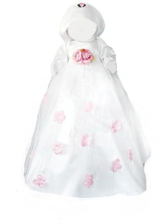 Taufkleid Taufkleider für Mädchen Baby Babies Kleinkind für Taufe ...