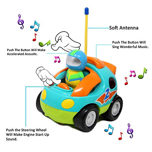 2-Pack-Cartoon-RC-Race-Car-Radio-Remote-Control-with-Music-Sound-Toy-for-Baby-Toddler-Children-Cars-School-Classroom-Prize-2-Year-Old-Easter-Basket-Stuffer-Fillers-Christmas-Stocking-Stuffers