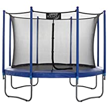 Upper Bounce UBSF1-1 1-Feet Trampoline and Enclosure Set equipped with the New Upper Bounce Easy Assemble Feature