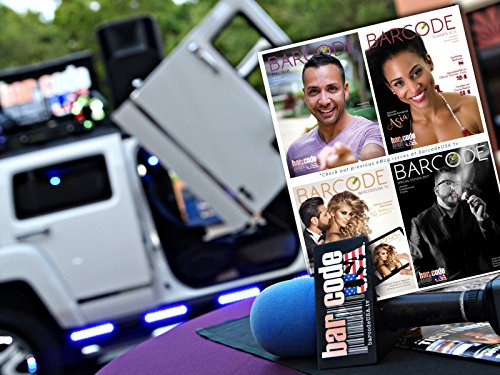 Bonus Flashback: Barcode Magazine's Official VIP Release Party (Best Bar Inventory System)
