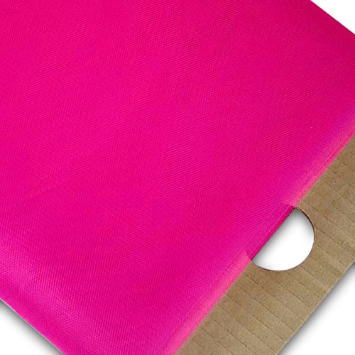 Fabric Cloth Hot Pink Tulle By the Yard 54 X 40 Yards - Fabric by Paper Mart by Paper Mart   B007JWSACW