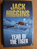 img - for Year of The Tiger by JACK HIGGINS (1996-08-01) book / textbook / text book