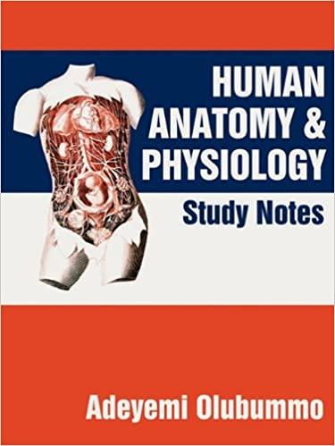 Buy Human Anatomy and Physiology: Study Notes Book Online at Low ...