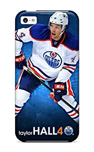 linJUN FENGHot CsBqHjo13932XZCQt Edmonton Oilers (11) Tpu Case Cover Compatible With iphone 4/4s