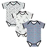 Best Infant Onesies - Sofie & Sam Organic Cotton 3 Pack Combo Review