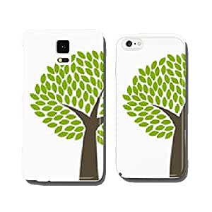 Tree symbol cell phone cover case iPhone5