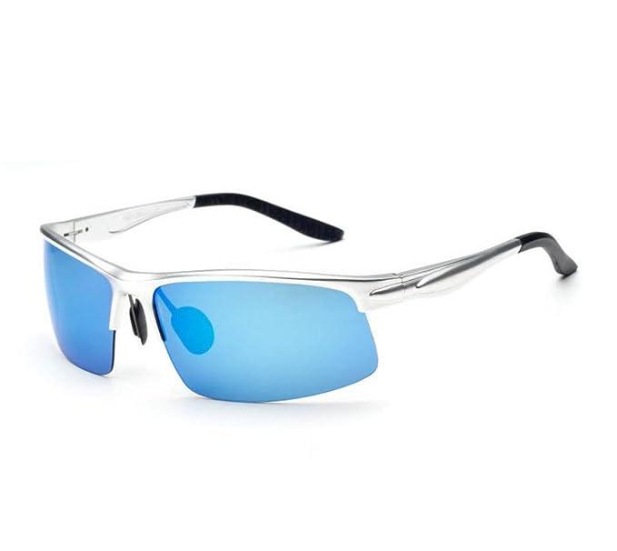 Addora Hombres Gafas De Sol Polarizadas HD Antideslumbrante Gafas De Conducción Moda Gafas De Deporte De