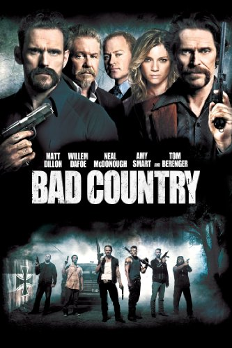 Detective Baton - Bad Country