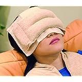 レンジで温めるだけ!眼科医がすすめる疲れ目解消グッズ「クリークアイピロー」
