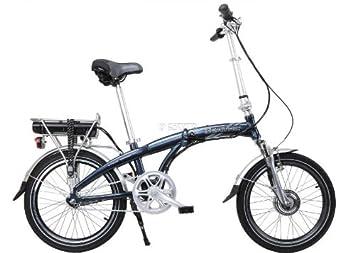 seatec eléctrico Bord bicicleta/bicicleta plegable Blizzard