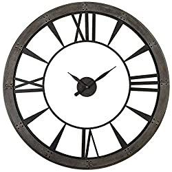 Uttermost 06084 Ronan Wall Clock, Large