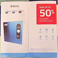 Eemax 27kw Electric Tankless Water Heater