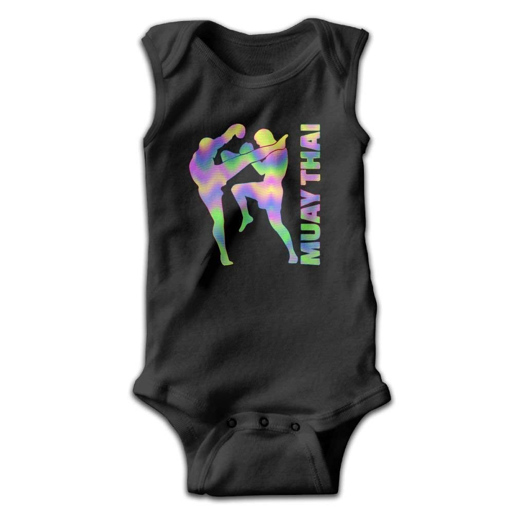 FANRENYOU Baby Kids Colorful Muay Thai Onesies Outfits
