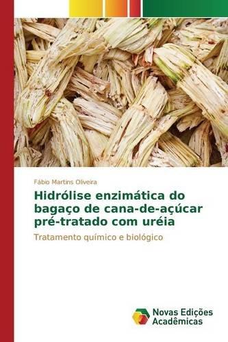 Hidrólise enzimática do bagaço de cana-de-açúcar pré-tratado com ...