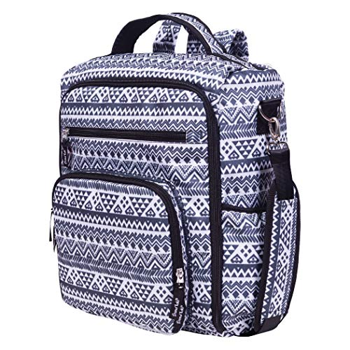 Trend Lab Multi-Function Aztec Black and White Convertible B
