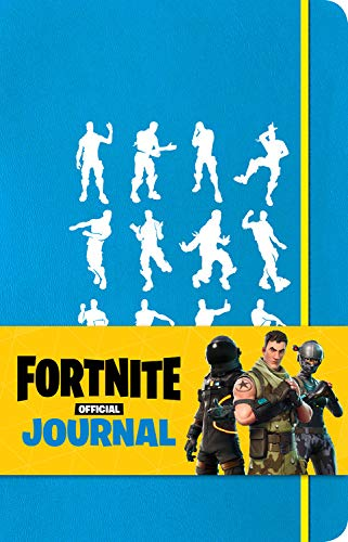 Price comparison product image FORTNITE (OFFICIAL): Hardcover Ruled Journal (Official Fortnite Stationery)