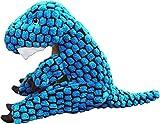 KONG Dynos T-Rex, Blue, Large