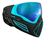 Virtue VIO Ascend Thermal Paintball Goggles with Dual Pane Lens (Aqua Ice)