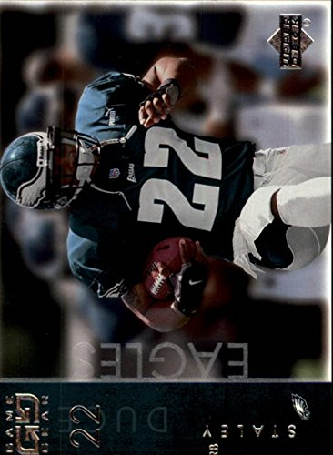 2001 UD Game Gear #67 Duce Staley -