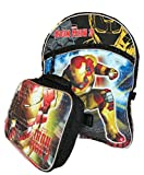 Best Marvel Mens Lunch Boxes - The Avengers Iron Man Backpack Large with Lunchbox Review