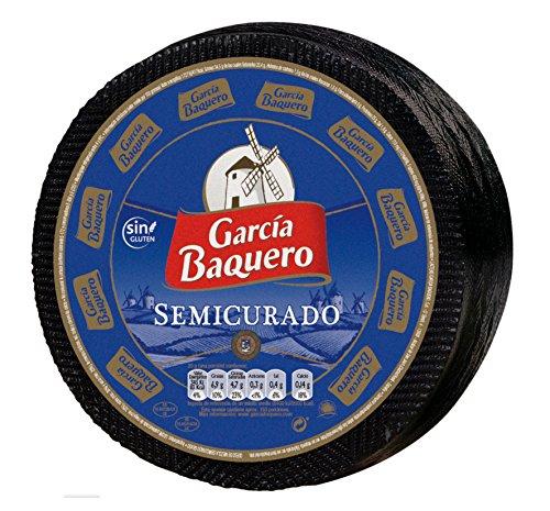 Queso Garcia Baquero Semicurado
