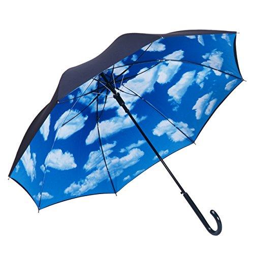 青空ジャンプ傘