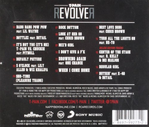 rEVOLVEr (Deluxe Version)