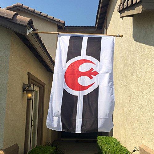 3' Rebel Flag - 4
