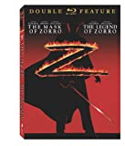 The Mask of Zorro/ The Legend of Zorro [Blu-ray]